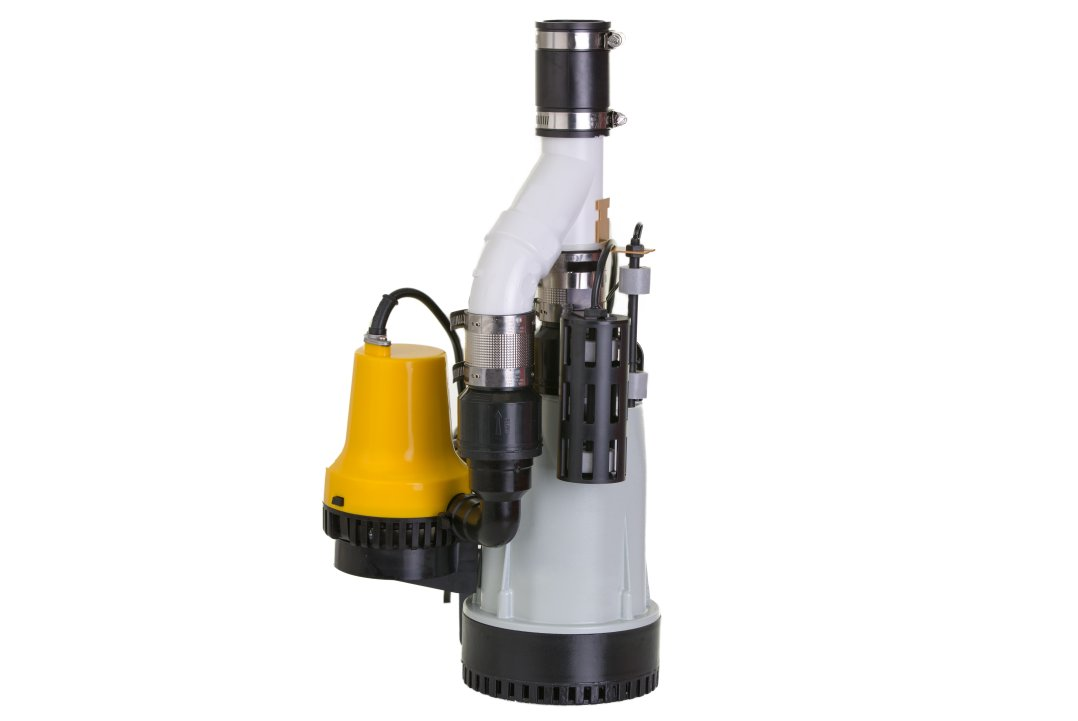 Sump Ejector Pumps